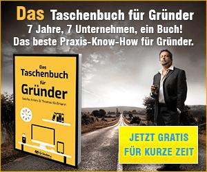 Gruender Taschenbuch ABSOLUT GRATIS