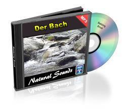 Plätschender Bach