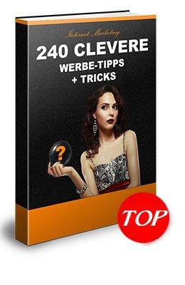 240 clevere Werbetricks